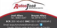 Autos Jose
